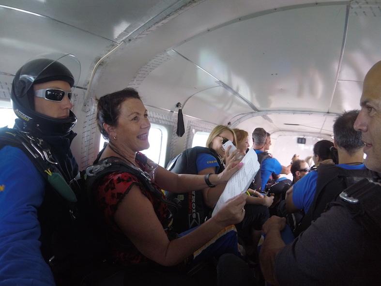 Skydiving Celebrant Sydney