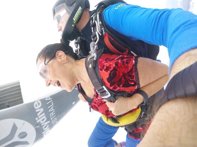 Skydiving Celebrant Sydney 2