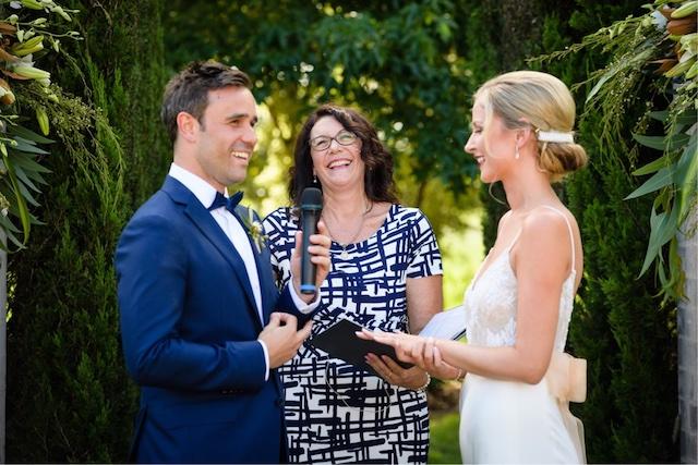 Sydney Marriage Celebrant