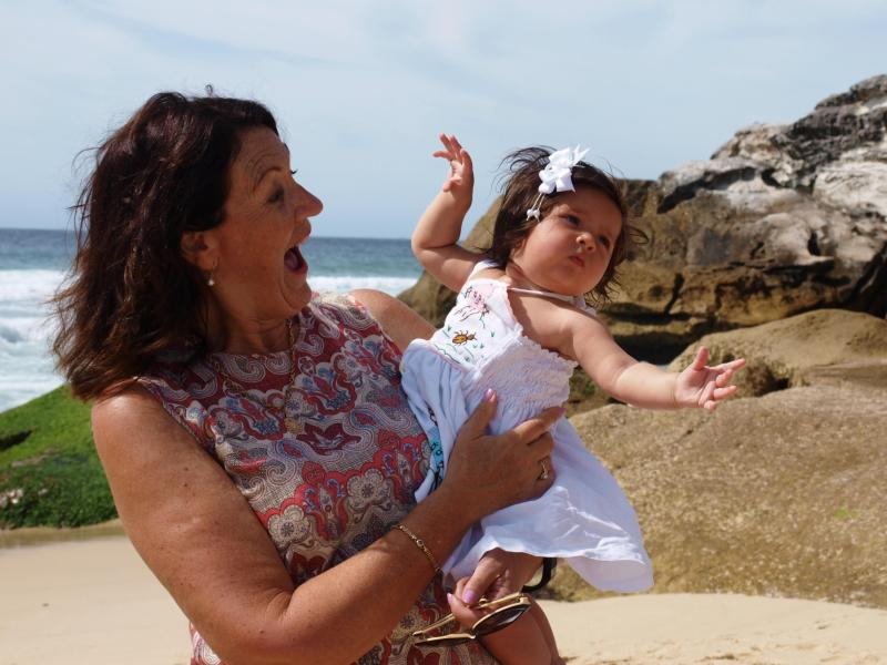 baby naming celebrant tamarama